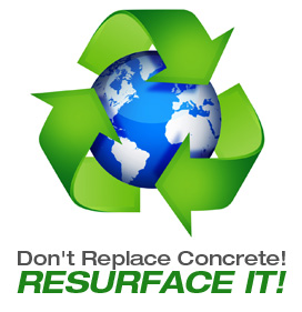 Don't Replace Concrete - Resurface It!